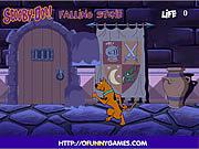 Scooby Doo и падающие валуны