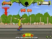 Scooby Doo на скейте