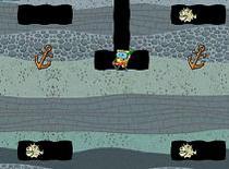 Губка Боб морское чудовище и губка боб