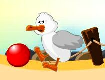 Игра про птичку