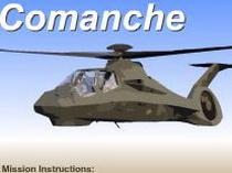 Команчи -  Вертолет для мальчиков