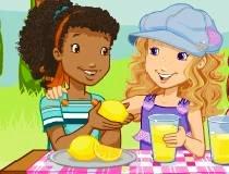 Холли готовим лимонал