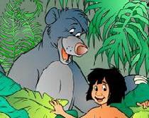 Книга Джунглей Маугли