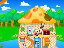 Обустрой свой домик гриб