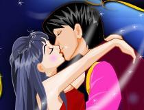 Незаметно поцелуй принца