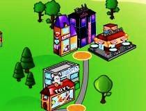 Торговый город и управлять магазином