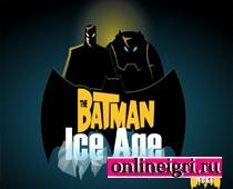 Бетмен в Антарктиде