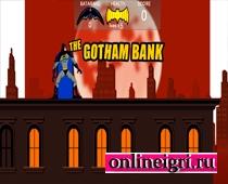 Бэтмен борец со злом