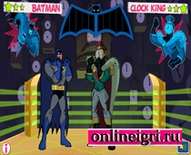 Бетмен и противники