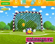 Смешарики игра в футбол
