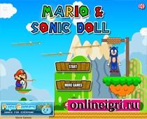 Марио и спасение Соника