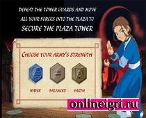 Аватар и шахматное поле