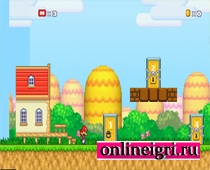 Марио и препятствия