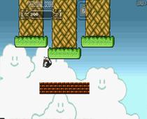 Леталка с Марио и черепахами