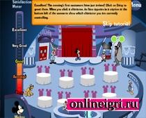 Игра-симулятор ресторанного бизнеса Дисней