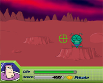 История игрушек Базз борьба с пришельцами