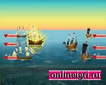 Пираты карибского моря и торговые города
