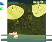 крокодильчик Свомпи и падающая еда