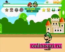 Марио игра в стрельбу