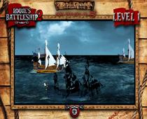 Пираты карибского моря и артиллерийский обстрел