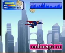 Супермен и метеориты