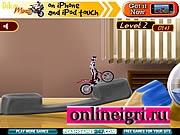 Мотоцикло мания 4 на арене