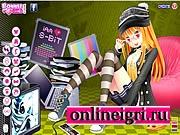 Компьютерщик девушка