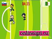 Веселый футбол
