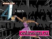 баскетболист Дункер