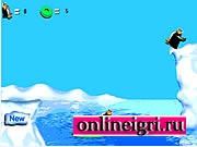 Аркада с пингвином