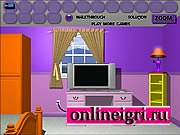 фиолетовая комната побег