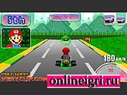 Супер Марио картинг