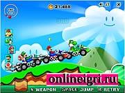 Super Mario гонки