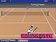 Теннис на флеше