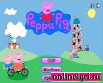Русскоязычная Свинка Пеппа