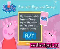 Свинка Пеппа Семейный английский