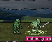 Зомби с мечами