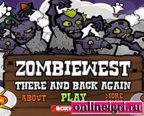 Дикий запад с зомби