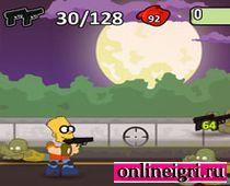 Гомер против зомби