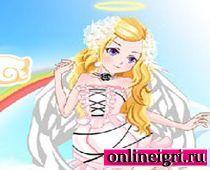 Одень Ангела с нимбом