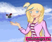 Друзья Ангелов: Одевалка на фоне неба