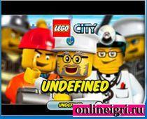Лего строить машины