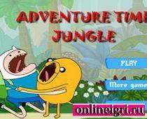 Картун Нетворк: блуждаем по джунглях