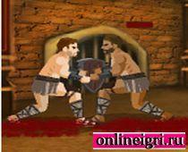 Драки в греко римской борьбе