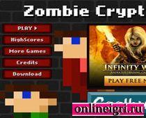 Зомби майнкрафт драки на двоих