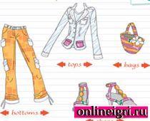 Барби и модели одежды