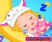 Малышка Барби и сон