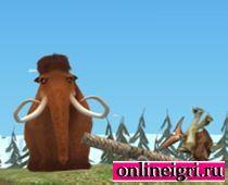 Ледниковый период: летающий динозавр