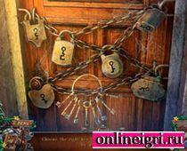 Найди выход дверь с замками