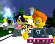 Лего- война